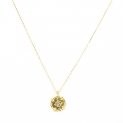 COLLIER OMNI MEDAILLE