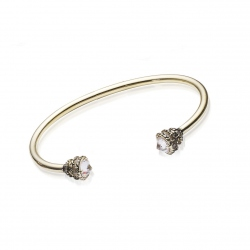 Bracelet MLS 379 GOLD/CRYSTAL