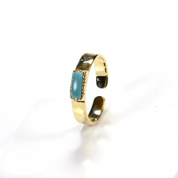 Bague Chakra Turquoise