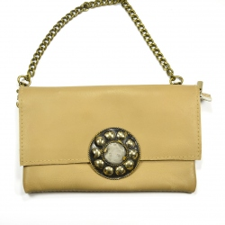 Pochette PM Naturelle