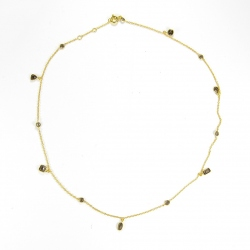 Diaperis - Collier pamplilles Q