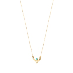Collier DINA Turquoise