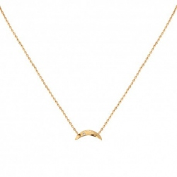 Collier Vega Mini Moon Crystal