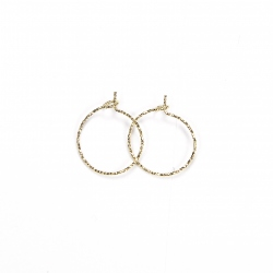 Collier Cercle or