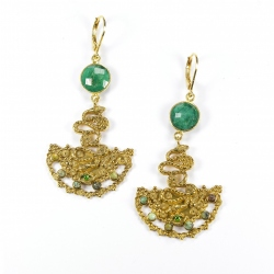 LA2L - Boucles Sacha Serpent