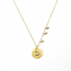 5 Octobre - Collier Lucky Pierre de Lune