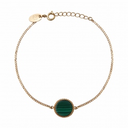Bracelet Lady Malachite